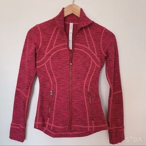 Lululemon athletica long sleeves sport jacket sz 2